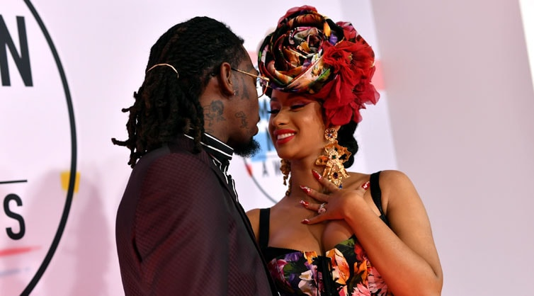 Cardi B Says Offset Picked Their Baby S Almost Tricky: Cardi B Challenges Offset To A Rap Battle With High Stakes