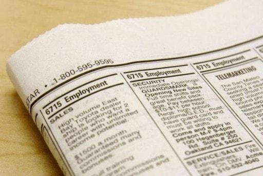 Dating ads newspaperZu schüchtern für Internet-Dating