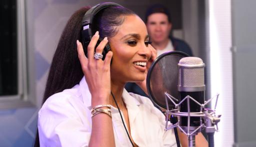 Ð?аÑ?Ñ?инки по запÑ?осÑ? Ciara Releases New 'Beauty Marks' Album Featuring Kelly Rowland & Macklemore: