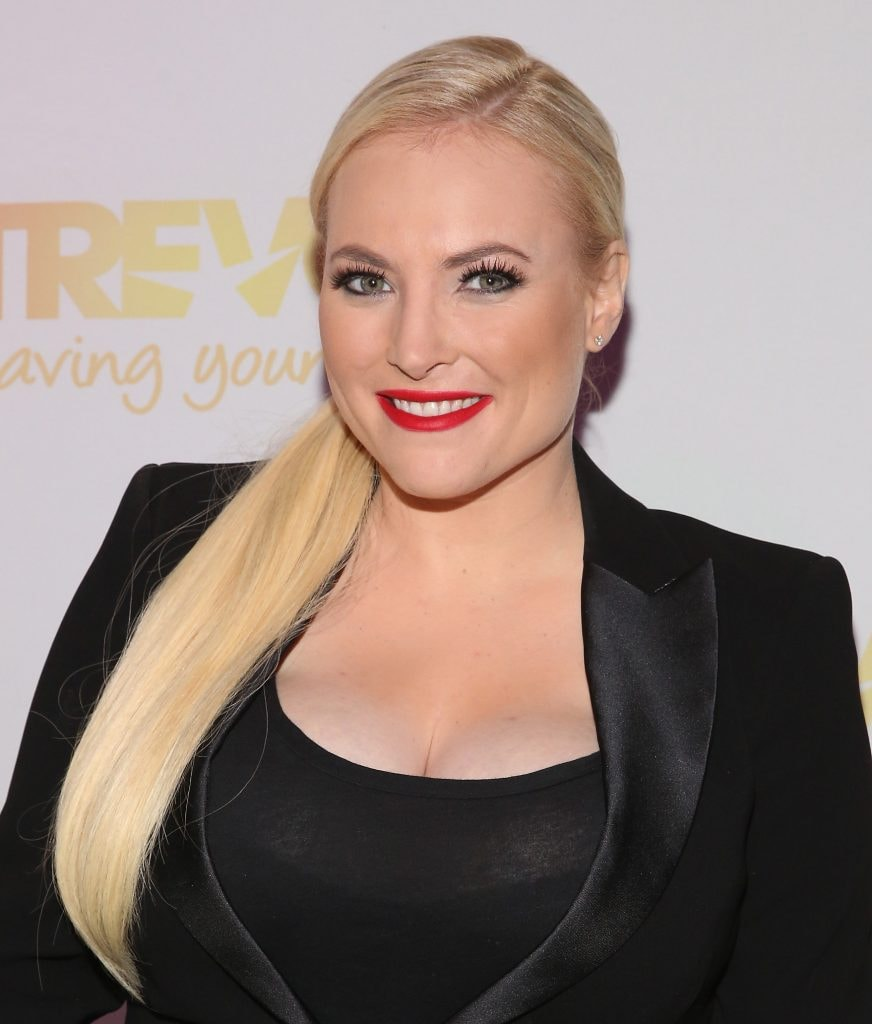 Meghan McCain and Joy Behar argued on 'The View'