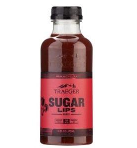 traeger sugar lips glaze